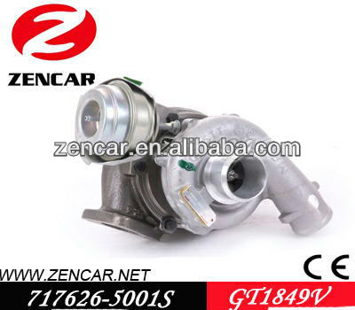 GT1849V Turbo for Opel Vectra / Zafira / Astra / Signum 2.2 DTI with Y22DTR Engine 9202611