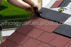 ROOFING WITH ASPHALT SHINGLES /waterproofing