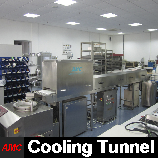 Easy Operation Cost Savings plantain processing machines Cooling Tunnel Machine