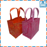 Sublimation Printing Bag, Lady Hand Bag with EVA Laminated