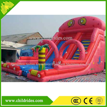 popular inflatable jump bouncer with discount, inflatable bouncer castle for kid, inflatable water slide