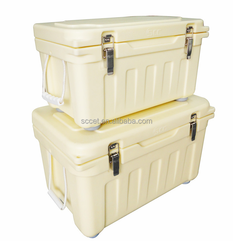 roto-molded chilly bin fish boxes ice cooler box with FDA&CE