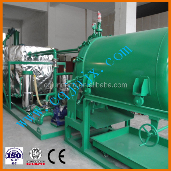 Chian of chongqing Used Black Cars Engine Oil filtration Machine for Get YELLOW BASE OIL