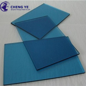 Various Silk Screen Printing Factory Price Colour Glass 3mm-10mm Tinted/Stained Glass