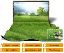 large quantity indoor soccer synthetic grass for futsal with good quality