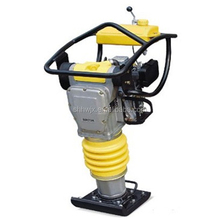 gasoline robin power earth sand soil jumping jack compactor tamper vibrating Rammer