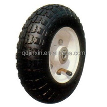 10inch inflatable wheel 3.50-4