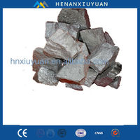 China Supplier MSDS Ferrosilicon 45/65/72/75 briquette