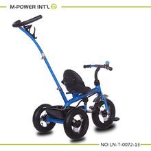 2017 Cheap Kids Tricycle Good Quality Baby Tricycle with Push Bar for Sale