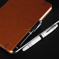 customize A4 / B5 / A5 / A6 Pu leather Notebook with elastic band MOQ 500PCS