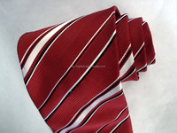 Stripe 100%Silk neckties