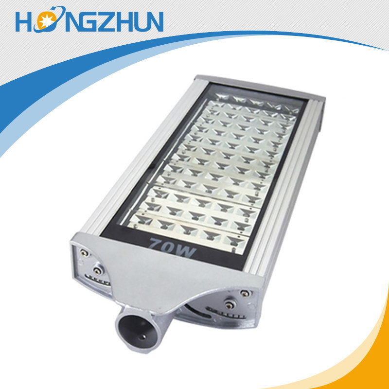 Meanwell driver Led Street Light Cost 60w High brightness IP67 waterproof