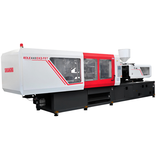 High quality PET plastics injection molding machine