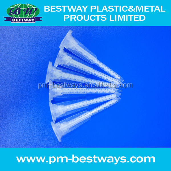 Plastic Static mixer element for ITW or Simpson Epoxy
