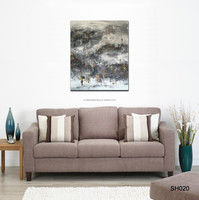 High Quality Painting Home Decoration Handmade Snowscape painting Art Wall Oil Painting on canvas SH020