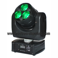 moving head beam led 3x15w rgbw 4in1