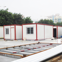 20ft Container House Mobile Modular House