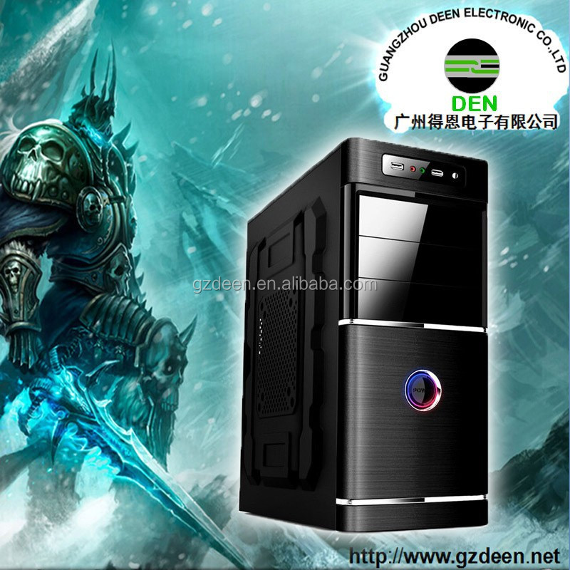 low price new series atx pc gaming computer case/desktop cabinet
