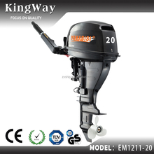 New model 4stroke 20hp boat engine/Outboard Motor for sale