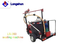 road construction equipments of crack filling machine