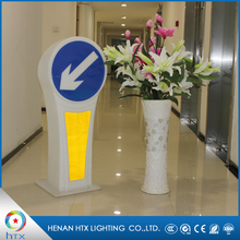 Top Quality Plastic LED Road Sign For Parking