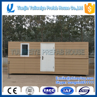 Mobile container 20ft show room cafe shop house home office for sale