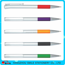 cheap Promotional metal or plastic ball pen with custom Logo