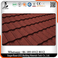SGE Building Material Best Roof Tiles Metal Roofing Sheets