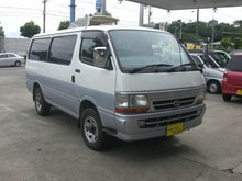 2002 Toyota Hiace Super GL Long Full time 4WD with Diesel