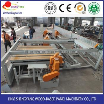 vertical panel saw machine