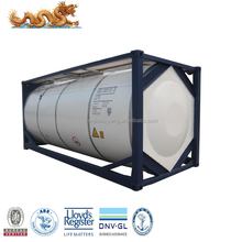 20ft 40ft ISO Fuel Tank Containers for Sale
