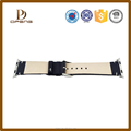 made in China OEM Straps With Connector For Apple Watch, Leather Starps watch strap