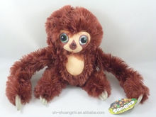 11 Inch Dreamworks The Croods Soft Plush Toy - BELT monkey toys