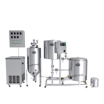 Full Set Beer Making DIY Home Beer Brewing Equipment 50L 100L
