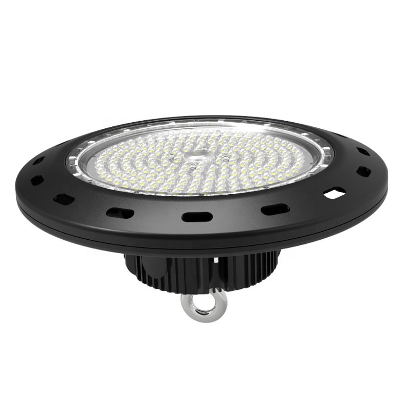 130lm/<strong>W</strong> 140lm/<strong>w</strong> IP65 200w UFO LED High Bay Light 5years warranty UFO high bay light