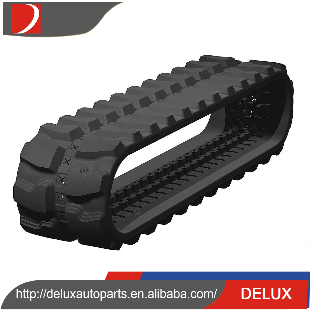 Wholesale low price high quality kubota excavator rubber track