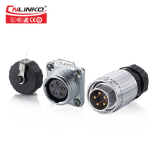 China CNLINKO waterproof underground cable connector jumper wire connector electronical male female jumper wire connector