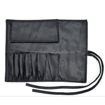 professional Private label custom makeup travel bag with string 7 10 24 32pcs brush set packaging