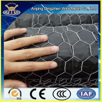 Cheap Galvanized chicken wire fencing rolls/chicken wire mesh poultry netting