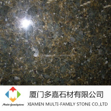 Prefab imitation verde butterfly Granite countertops