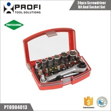 alibaba china manufacturer 24pcs good quality mix s2 one man one screwdriver