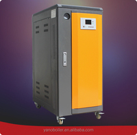 YANO Factory Price 50KW 70KG/HR Electric Steam Boiler for Heating Corrugated Machine