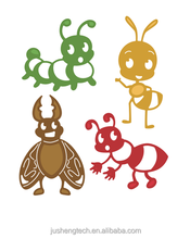Insects Dies Chinese Supplier Paper Craft for Children Metal Cutting Dies