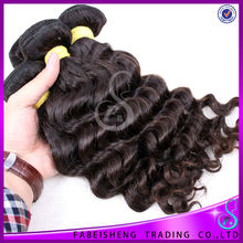 Hot sale high quality products loose wave brazilian remy human hair extension