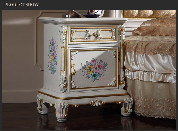 Italian furniture reproduction baroque solid wood for Baroque reproduction furniture