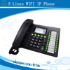 IP652, cost efficient TFTP/HTTP/HTTPS IP telephone