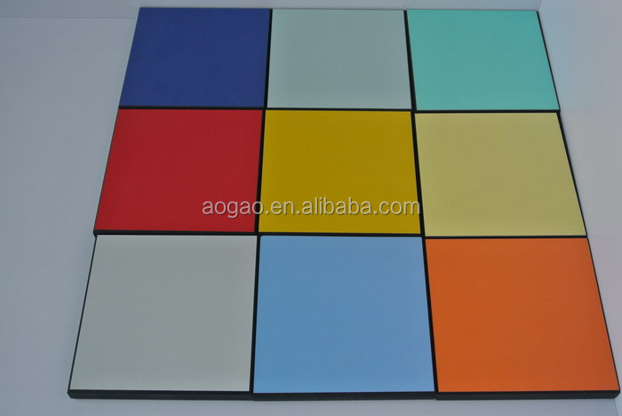 Aogao high pressure hpl compact phenolic board price