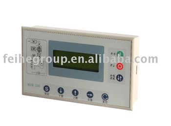 PLC controller for air compressor