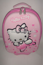 2013 Hello kitty Child trolley bag
