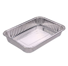 Oven Safe Takeaway Food Disposable Foil Container,Foil Container,Rectangle Aluminum Foil Food Tray